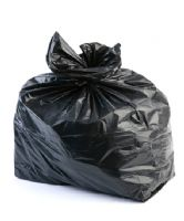 Strong High Quality Black Refuse Sacks Bags 18x29x33""